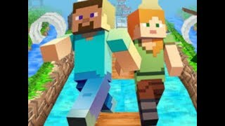 Minecraft Endless Runner Full Gameplay Walkthrough