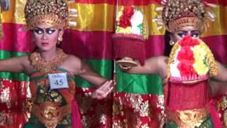 Tari Bali Selat Segara