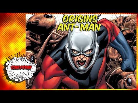 Ant Man Scott Lang Origins