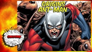 Ant Man (Scott Lang) Origins