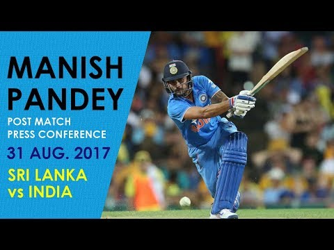 Manish aims to cement his place in the side | Sri Lanka vs India | 4th ODI