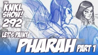 KNKL SHOW 292: Let's Paint Pharah! (Part 1)