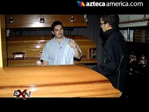 Funeraria del horror / Extranormal