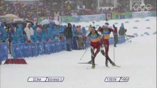 Biathlon Men Team Relay Complete Event | Vancouver 2010