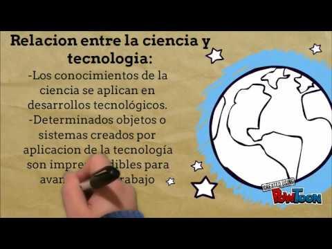 Interacciones entre la ciencia y la tecnologia - YouTube