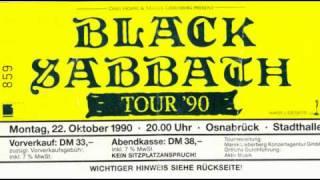 Black Sabbath Live In Osnabrück Anno Mundi