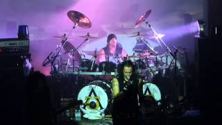 Moonspell -In And Above Men+From Lowering Skies live@Fim do Mundo,21-12-2012