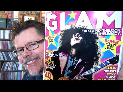 Glam Rock With T. Rex, Roxy Music, David Bowie, Sparks and More