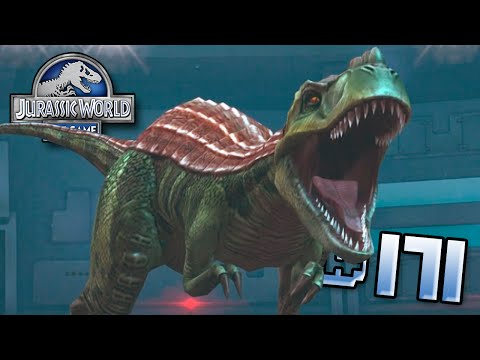 Gorgosaurus Arrives!! || Jurassic World - The Game - Ep 171 HD