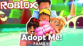 ROBLOX - SOU A BEBÊ MAIS FOFA DE TODAS (adopt me )