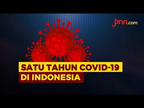 Catatan Satu Tahun Covid-19 di Indonesia