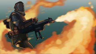 Battlefield 1 Funny Moments - Flame Thrower, Tornado Plane, Goochstabber!