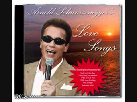 Arnold Schwarzenegger's search for a song