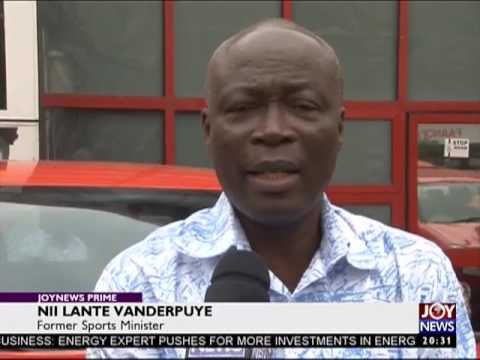 Ghana Football - Joy Sports Prime (13-6-17)