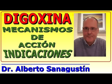 DIGOXINA ► Mecanismo De Acción E Interacciones