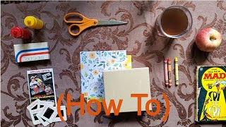 How to make a paper sumo | The STEAM Train (44)