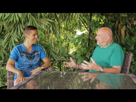 Patrick Woodcraft Interviews Rick Persell - Bali Eco Legend