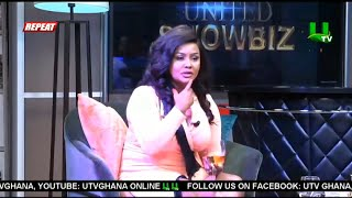 United Showbiz with Nana Ama McBrown on UTV (11/01/2020)