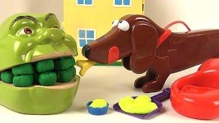 Shrek et le chien Toutou Rista Jeu de Société