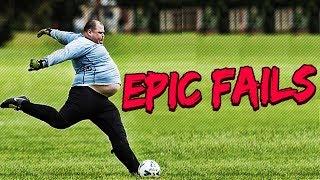 FUNNIEST FOOTBALL MOMENTS ● (EPIC FAILS)