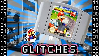 Cartridge Tilting and Glitches: Mario Kart 64
