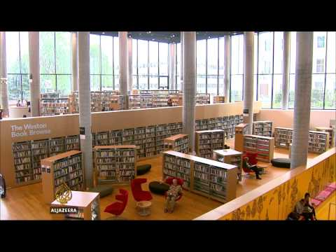 'New age' UK library looks beyond reading
