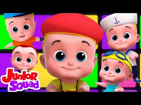 Mäh, mäh schwarzes Schaf   Lehrreiche Kinderlieder   Little Angel Deutsch from YouTube · Duration:  17 minutes 30 seconds