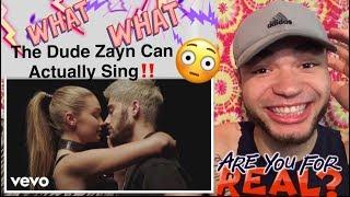 "ZAYN MALIK (Wait Hol'up! He Can Sing!?!) ""PillowTalk"" REACTION !!"