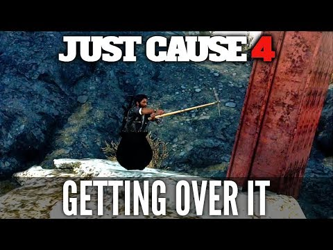 JUST CAUSE 4 Getting Over It Easter Egg