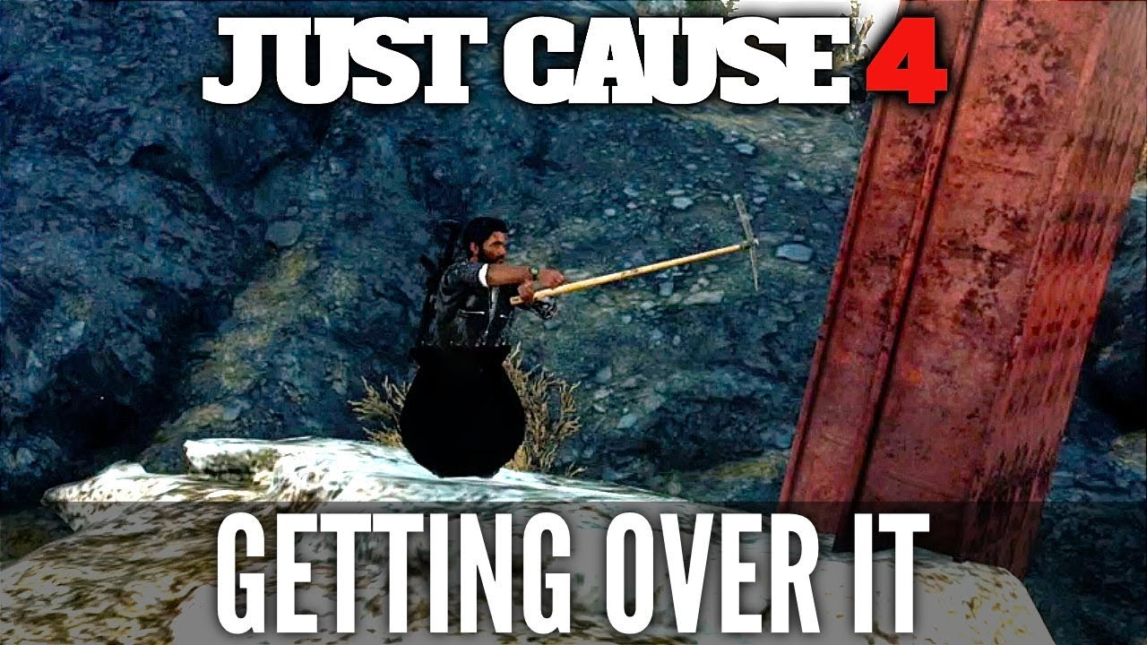 В Just Cause 4 нашли пасхалку, которая заставит вас страдать и биться в истерике — видео