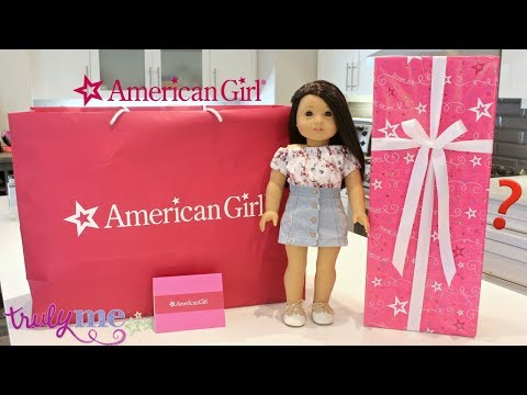 American Girl Surprise Doll Giveaway Prize Package Opening!!