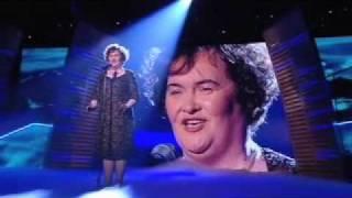 Susan Boyle - Memory - Britain