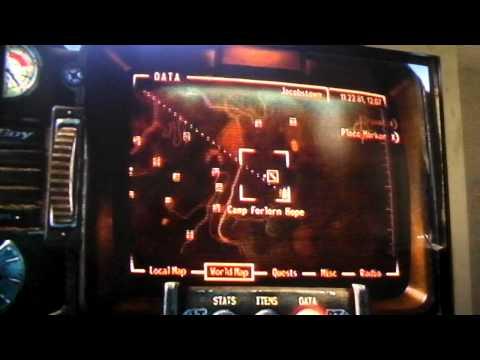 Fallout New Vegas DLC Dead Money Playthrough part 1 |