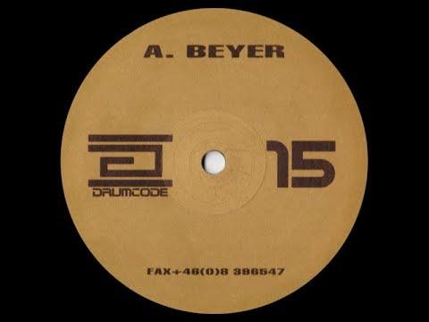 Adam Beyer - Untitled ( Split - A1 )