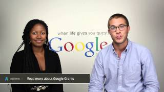 Ask AdWords: Google Grants