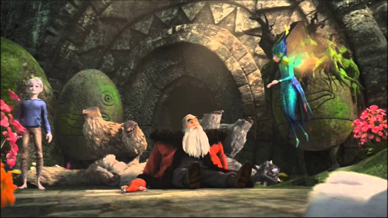 Interactive Anime Wallpaper Rise Of The Guardians Easter Clip Hd Youtube