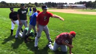 Dustin Pedroia Baseball Camp