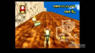 [MKWii CT] SM64 Whomp