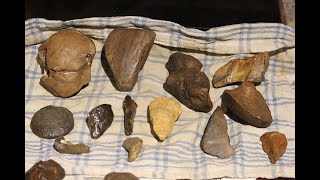 Prehistoric Tools South-East England UK Part 1