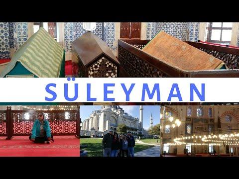 Tumbas de Hürrem y de Süleyman el El Magnífico. Visitando La Mezquita Süleymaniye. Mexicana en Tr. from YouTube · Duration:  18 minutes 54 seconds