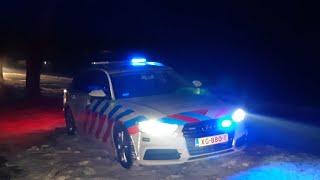 [Politie Audi] Ernstig eenzijdig ongeval N919 Weperpolder Veenhuizen - Oosterwolde