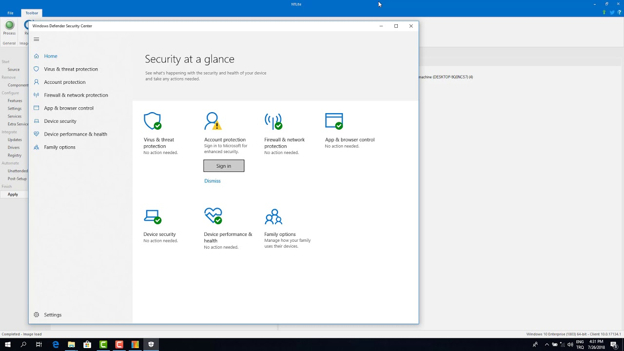 Windows 10 1803 Sysprep %100 FIXED