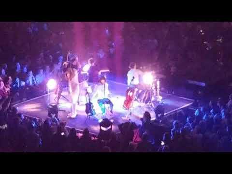 Imagine Dragons - Bleeding Out on B stage(US Bank Arena Cincinnati 2017)