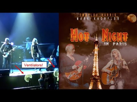 Mark Knopfler and Emmylou Harris — LIVE in Paris 2006 [multi-camera, 50 fps , complete show]