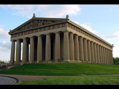 Храм Парфенон в Афинах, как его использовали в древней Греции