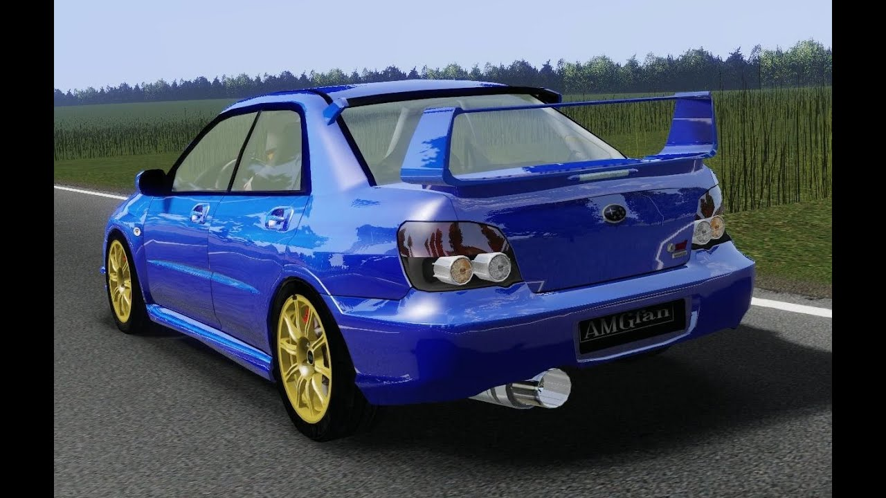 subaru impreza wrx sti 2006 drive links racer free game youtube. Black Bedroom Furniture Sets. Home Design Ideas