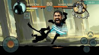 THIS IS SPARTA remix in Shadow Fight 2