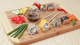 Японские роллы - Рецепты от Со Вкусом