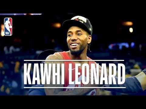 Best Plays From Finals MVP Kawhi Leonard | 2019 NBA Finals