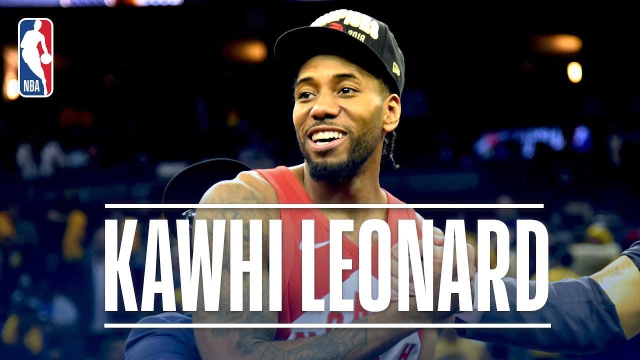 Download Best Plays From Finals MVP Kawhi Leonard | 2019 NBA Finals